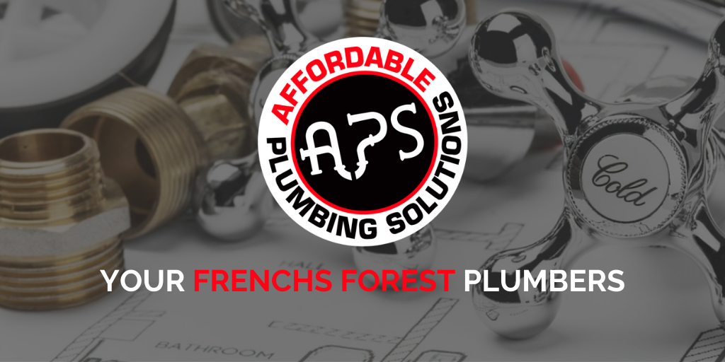 local plumbers frenchs forest banner