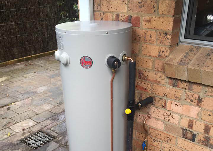 hot water system problems sydney