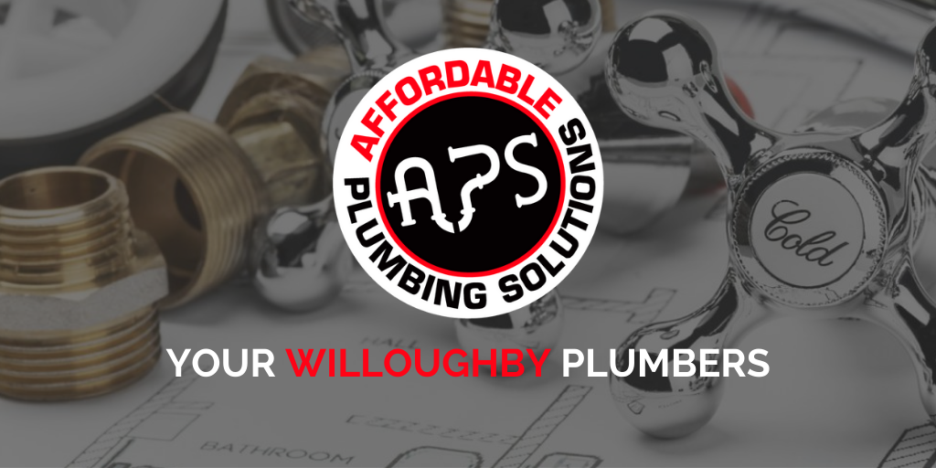 local plumbers willoughby banner