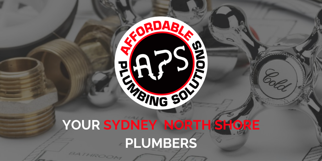 local plumbers sydney north shore banner